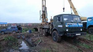 Ремонт скважины на воду в Белгороде