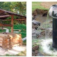 Скважина или колодец: что лучше для питьевой воды на даче
