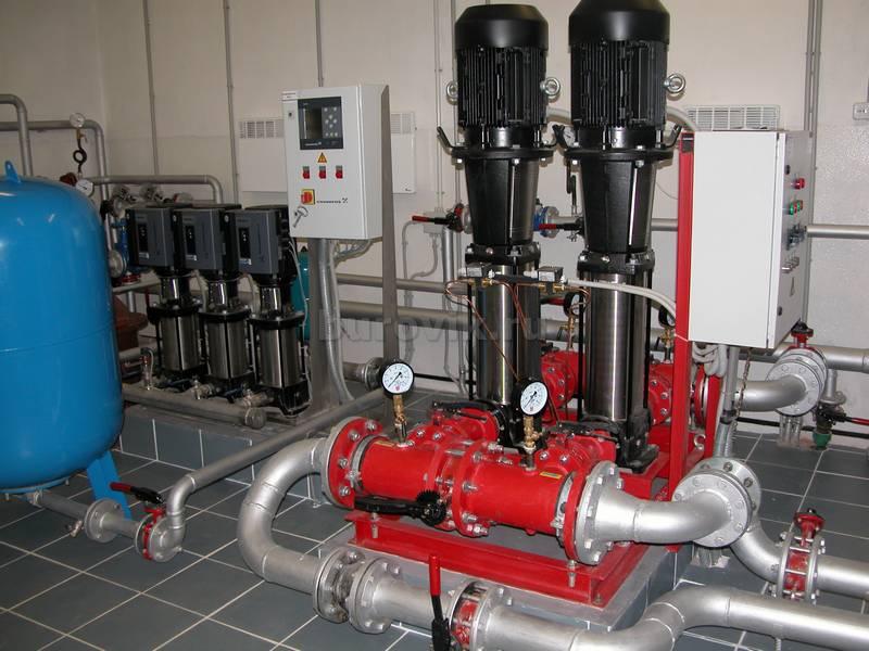 Обустройство скважины на воду Гидроинжстрой