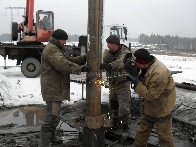 Ремонт скважины на воду в Белгороде с гарантией